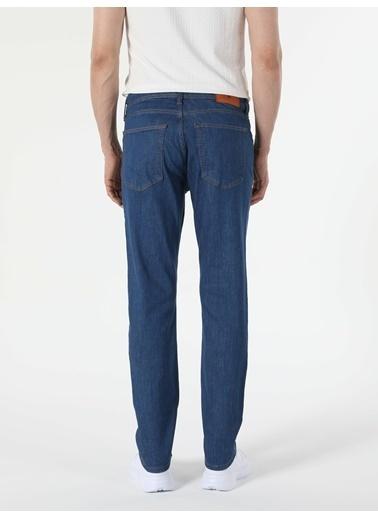 Colin's 044 Karl Düşük Bel Düz Paça Straight Fit Jean Erkek Jean Pantolon Renkli